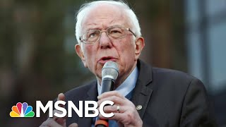 Bernie Sanders Drops Out, But Will Remain On Ballot To Influence Policy   Andrea Mitchell   MSNBC
