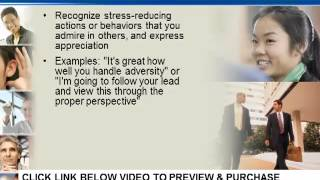 Powerpoint Stress Management Presentation for Corporate Stress Management PPT Training