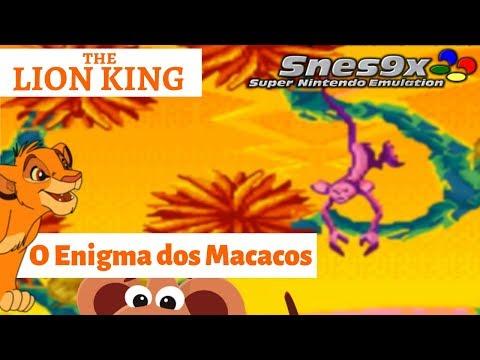 The Lion King - O Enigma dos Macacos (GameplayPC em Portugus PT-BR)