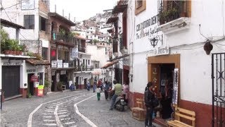 preview picture of video '(3D) Taxco - Mexico Full HD 1080i (Sony HDR-TD30V)'