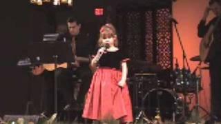 Gambar cover Kaitlyn Maher Sings Away In The Manger Dec 24, 2008