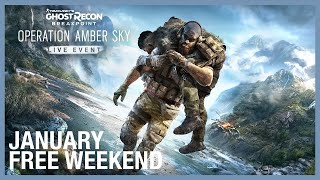 Tom Clancy's Ghost Recon Breakpoint: Free Weekend January 21-24 | Trailer | Ubisoft [NA] by Ubisoft
