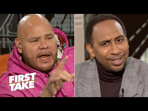 Fat Joe got a secret phone call from the Knicks about the next head coach | First Take