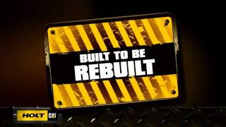 HOLT CAT Certified Rebuild Introduction