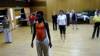 Afro Dance Workshop