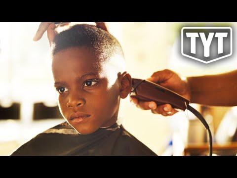 Boy Told To Cut Hair Or Wear A Dress