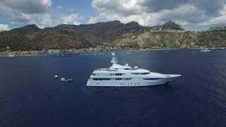 Super Yacht Oasis in the Amalfi Coast