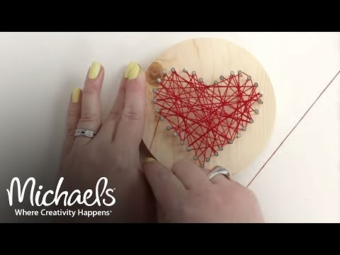 Download String Art | Extras: Crafts & Hobbies | Michaels