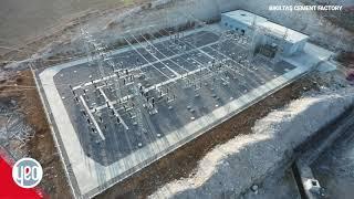 BIKILITAS Cement Factory - Turnkey Electrification & Automation