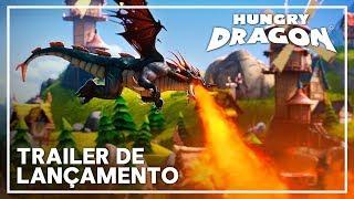 Hungry Dragon: Trailer de Lançamento
