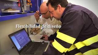 Resultados de la colaboración entre INNANOMAT y NAVANTIA: Instalación de rejillas de ventilación en SUEZMAX