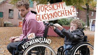 Rollstuhl-Challenge im Kliemannsland   100percentme