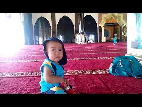 mesjid Dato Tiro bersama Dzul Faturrahman