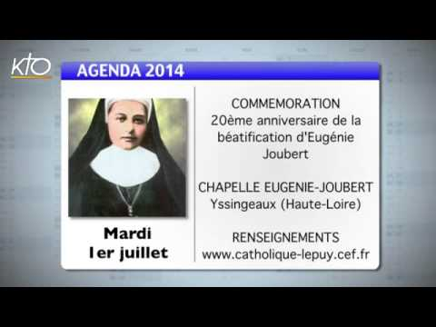 Agenda du 23 juin 2014