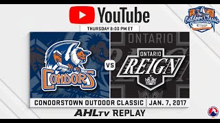AHL Replay: Condorstown Outdoor Classic