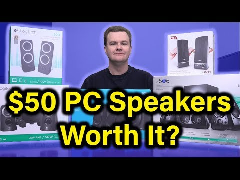$50 PC Speakers - Logitech Z333 - Deal Or No Deal? Mp3