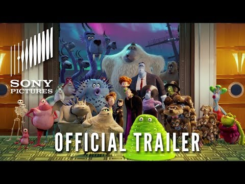 Movie Trailer: Hotel Transylvania 3: Summer Vacation (2018) (0)