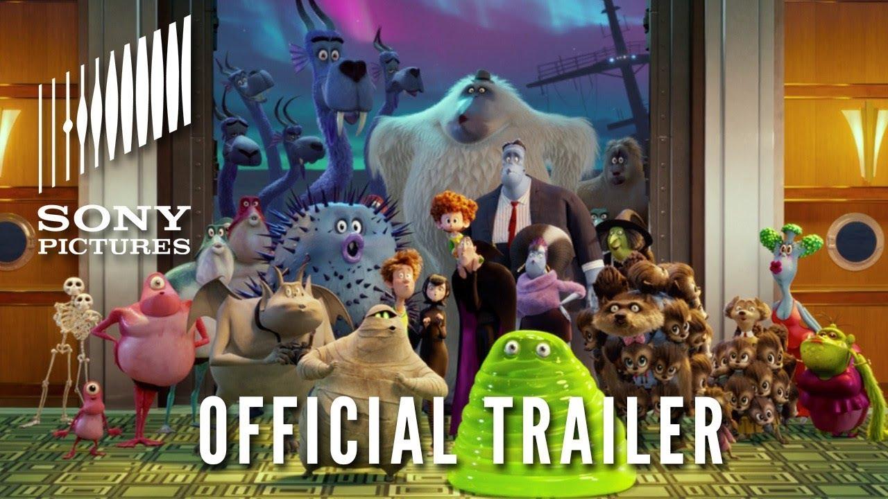 >HOTEL TRANSYLVANIA 3: SUMMER VACATION - Official Trailer (HD)