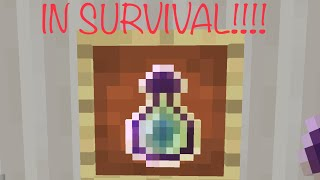 how to get bottle o enchanting in minecraft bedrock - TH-Clip