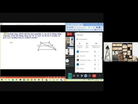 Bài 4. Đường trung bình của tam giác, hình thang.