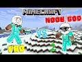 PRO VS NOOB GOD MINECRAFT 2 von CrazyP