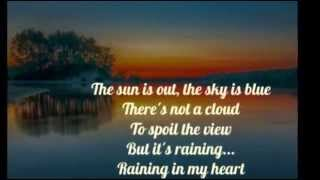 BUDDY HOLLY - RAINING IN MY HEART