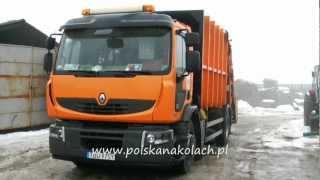 preview picture of video 'Baza sprzętu MPGK Busko - Zdrój'