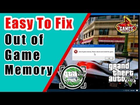 How To Fix GTA V Redux Mod Crash   ReShade Fix/Loading Crash