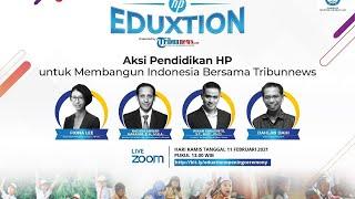 EDUXTION: Aksi Pendidikan HP untuk Membangun Indonesia Bersama Tribunnews