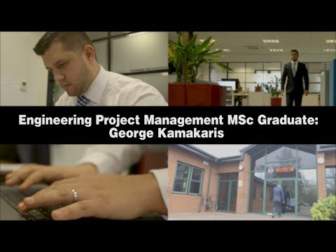Engineering Project Management Graduate: George Kamakaris