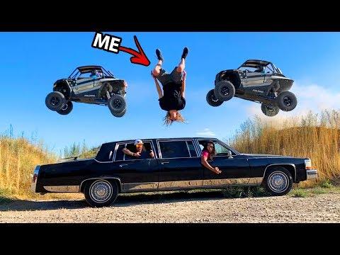 24 Hours with Crazy Rednecks (Nitro Circus)