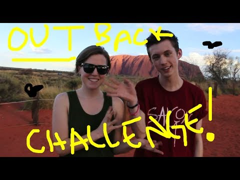 OUTBACK FLY CHALLENGE! (ft. Troye Sivan!)