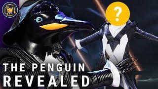The Masked Singer Season 2: The Penguin Reveal