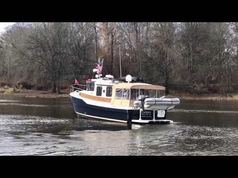 Ranger Tugs R-29video