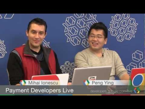 Payments Developers Live - Wallet APIs