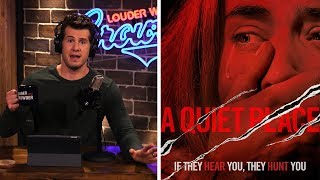 'A QUIET PLACE' MOVIE REVIEW: Why Liberals HATE It... - Video Youtube