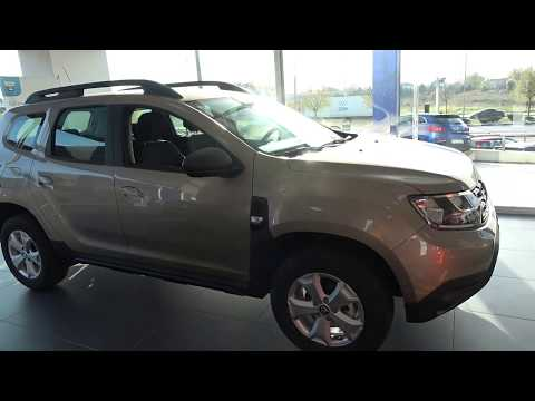 The 2020 DACIA DUSTER 1.3L car
