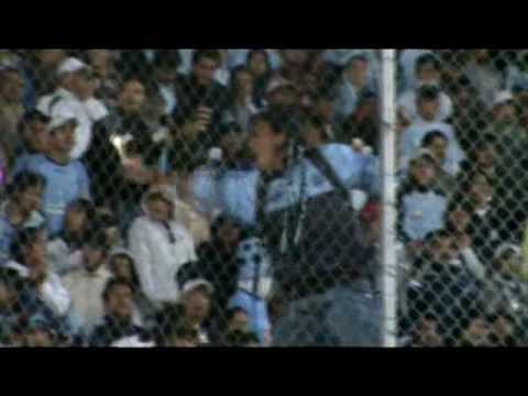 """""""MACARA ULTRAS AMBATO / CUANDO JUEGA LA CELESTE"""" Barra: Los Ultras • Club: Macará"""