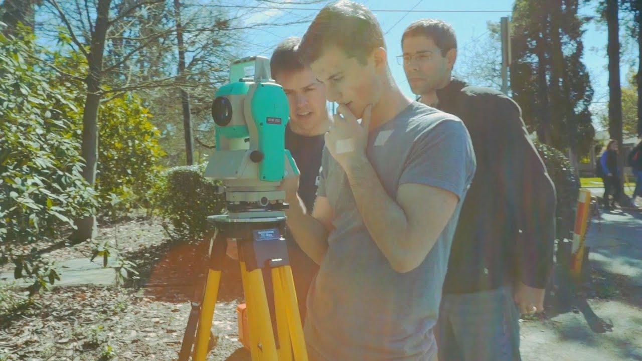 Watch video: George Fox University College of Engineering