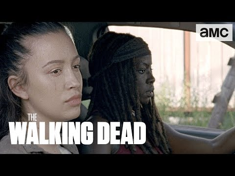 The Walking Dead 8.06 (Clip)