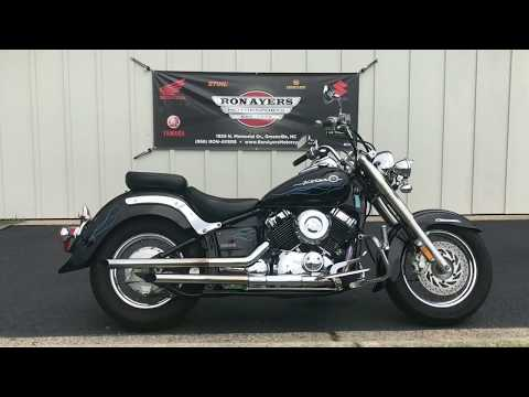 2000 Yamaha V Star Classic in Greenville, North Carolina