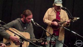 "Greg Silsby and Jason Scroggins ""The Last Thing on My Mind"" Live at KDHX 11/6/10 (HD)"