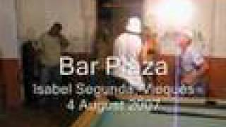preview picture of video 'Bar Plaza, Vieques'