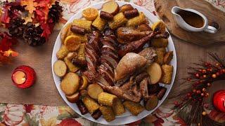Old Bay Turkey Boil •Tasty