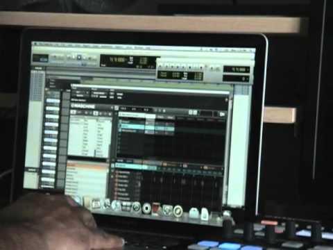 Block Music Tv William.H AKA Ali Akbar Making A Beat Pt.3