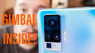 Vivo X50 Pro Hands-On: Gimbal Camera Test vs iPhone 11 And P40 Pro