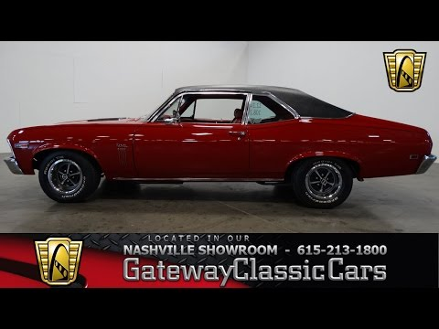Video of Classic 1969 Nova - $65,000.00 - KS6G