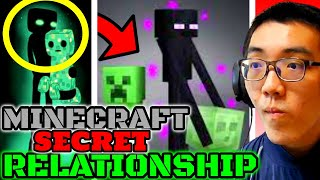 .. Minecraft's Enderman Are NOT What We Thought! | The SCIENCE!... of Minecraft 🆁🅴🅰🅲🆃