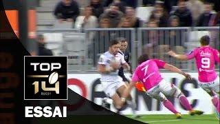 TOP 14 – Bordeaux – Paris: 35-25 Essai D Ashley COOPER (BOR) – J22 – Saison 2015-2016