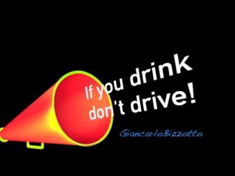 Se bevi non guidare, per favore